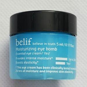 5/$25 Belif Moisturizing Eye Balm New